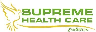 Supreme Home Care - logo